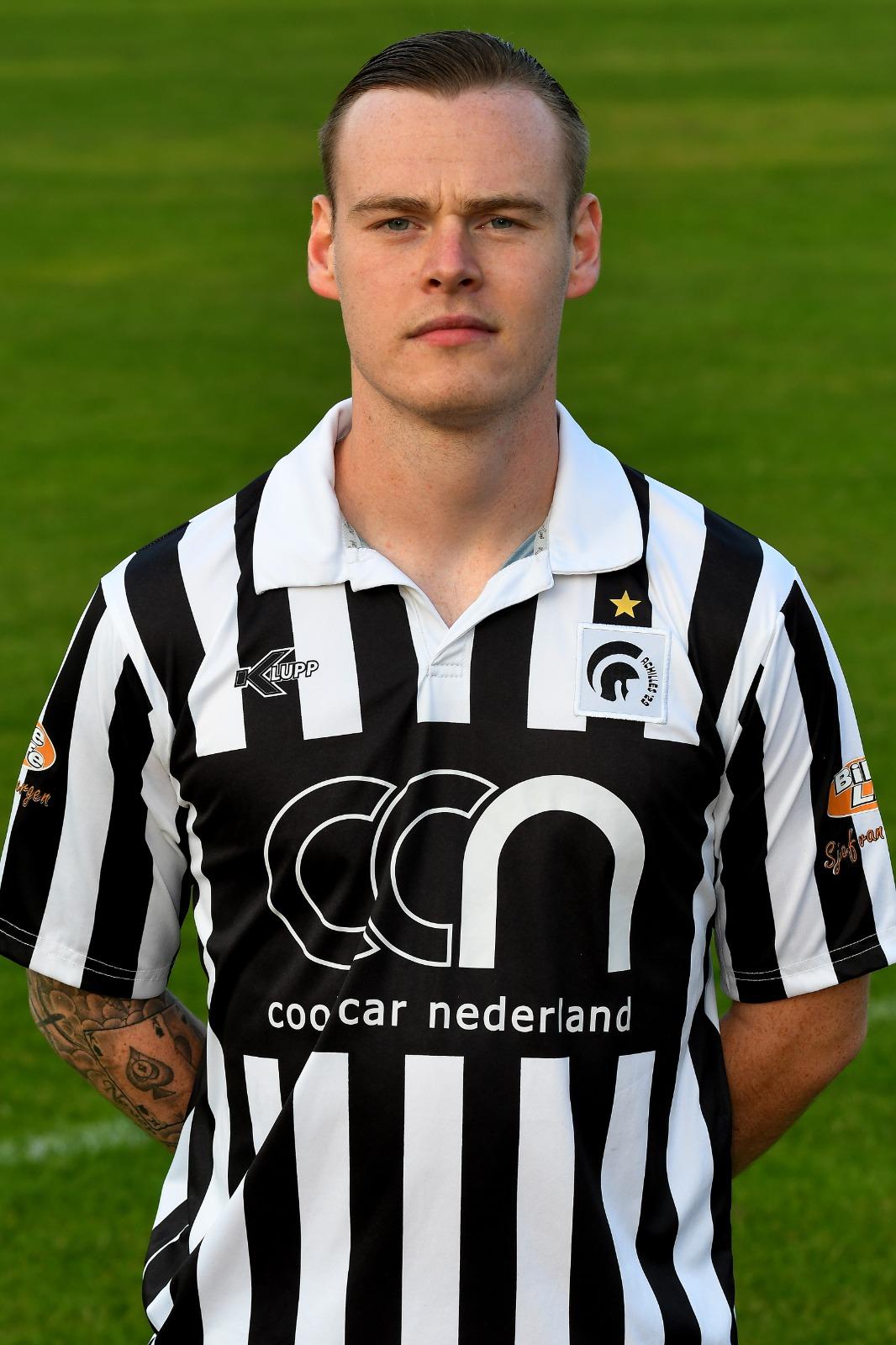 Jesse van Gerwen 2021-2022