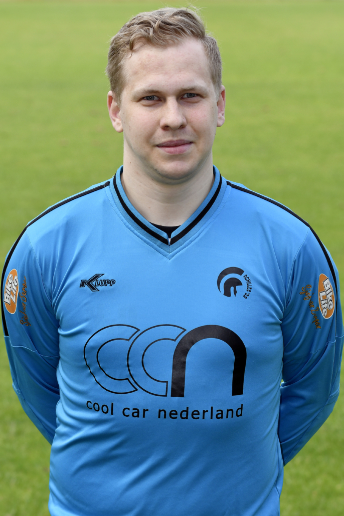 Niek van Dijk (25)