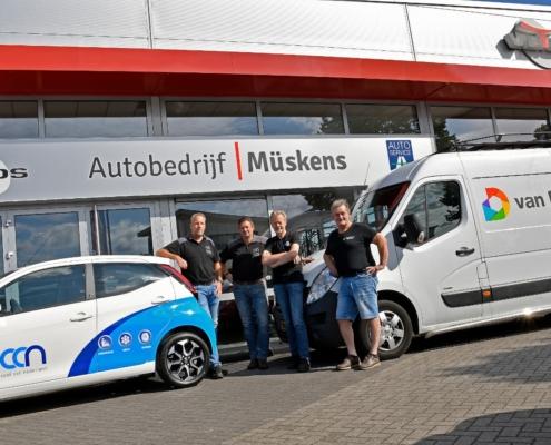 Autobedrijf Müskens